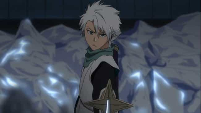 Tōshirō Hitsugaya is listed (or ranked) 3 on the list 15 Times Anime Characters Came Back Stronger Than Before