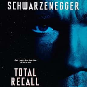 Total Recall is listed (or ranked) 7 on the list The Best Thrillers with an Assumed Identity