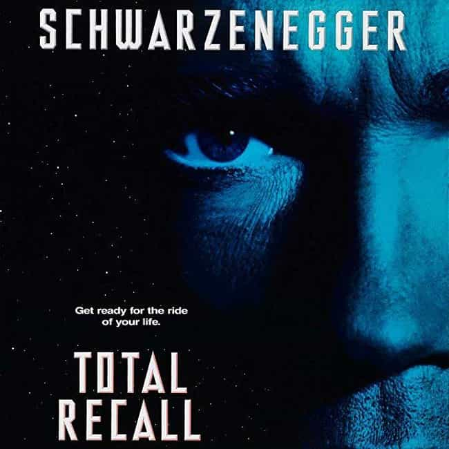 Total Recall is listed (or ranked) 4 on the list What to Watch If You Love Altered Carbon