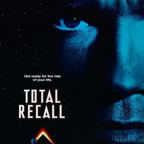 Total Recall is listed (or ranked) 24 on the list The Best Space Movies