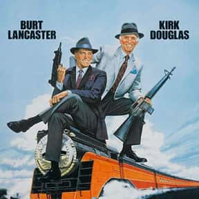 Tough Guys is listed (or ranked) 20 on the list The Best Kirk Douglas Movies