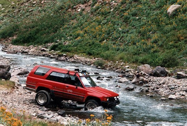 Random Best Off-Road Vehicles