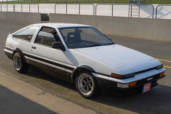 Toyota AE86 is listed (or ranked) 4 on the list The Best Classic Japanese Cars Of All Time