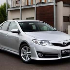 Toyota Camry is listed (or ranked) 5 on the list The Best Midsize Family Sedans