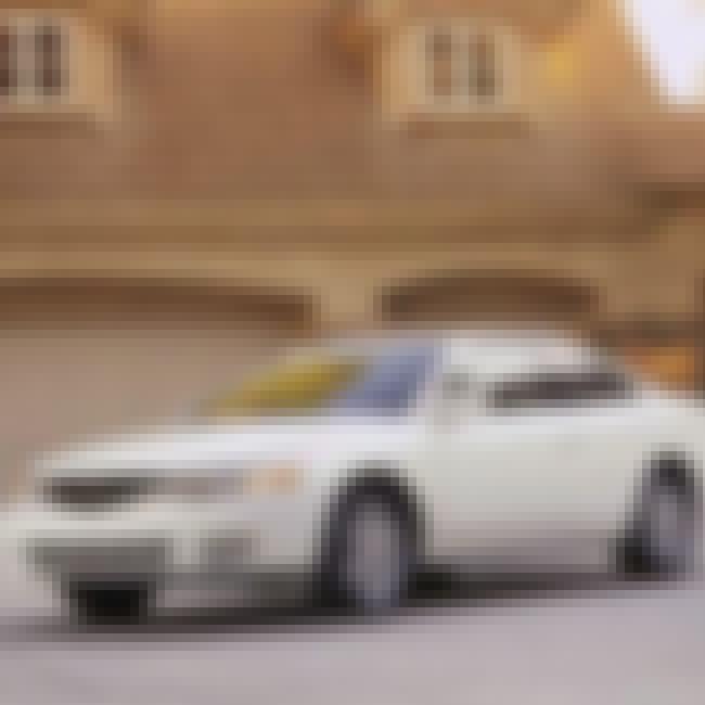 Toyota Camry Solara is listed (or ranked) 2 on the list The Most Ticketed Cars