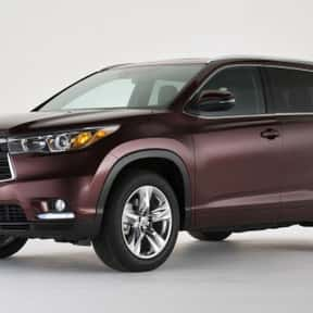 Toyota Highlander is listed (or ranked) 13 on the list The Longest Lasting Cars That Go the Distance