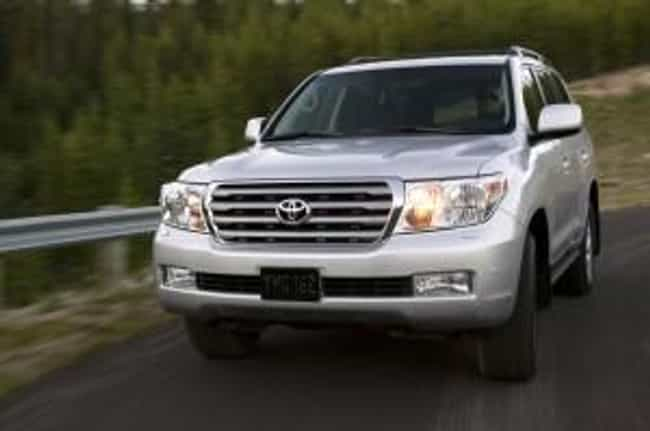 Toyota Land Cruiser is listed (or ranked) 3 on the list The Best Recreational Cars and SUVs