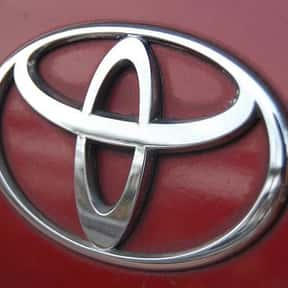 Toyota is listed (or ranked) 10 on the list The Best Car Manufacturers Of All Time, Ranked