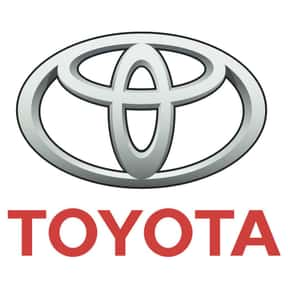 Toyota is listed (or ranked) 13 on the list The Top 100 Socially Responsible Companies