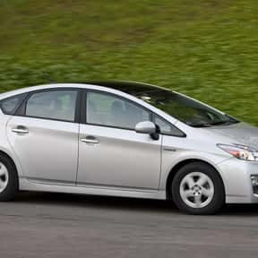 Toyota Prius is listed (or ranked) 1 on the list Cars.com's Top 25 Fuel-Efficient Used Cars