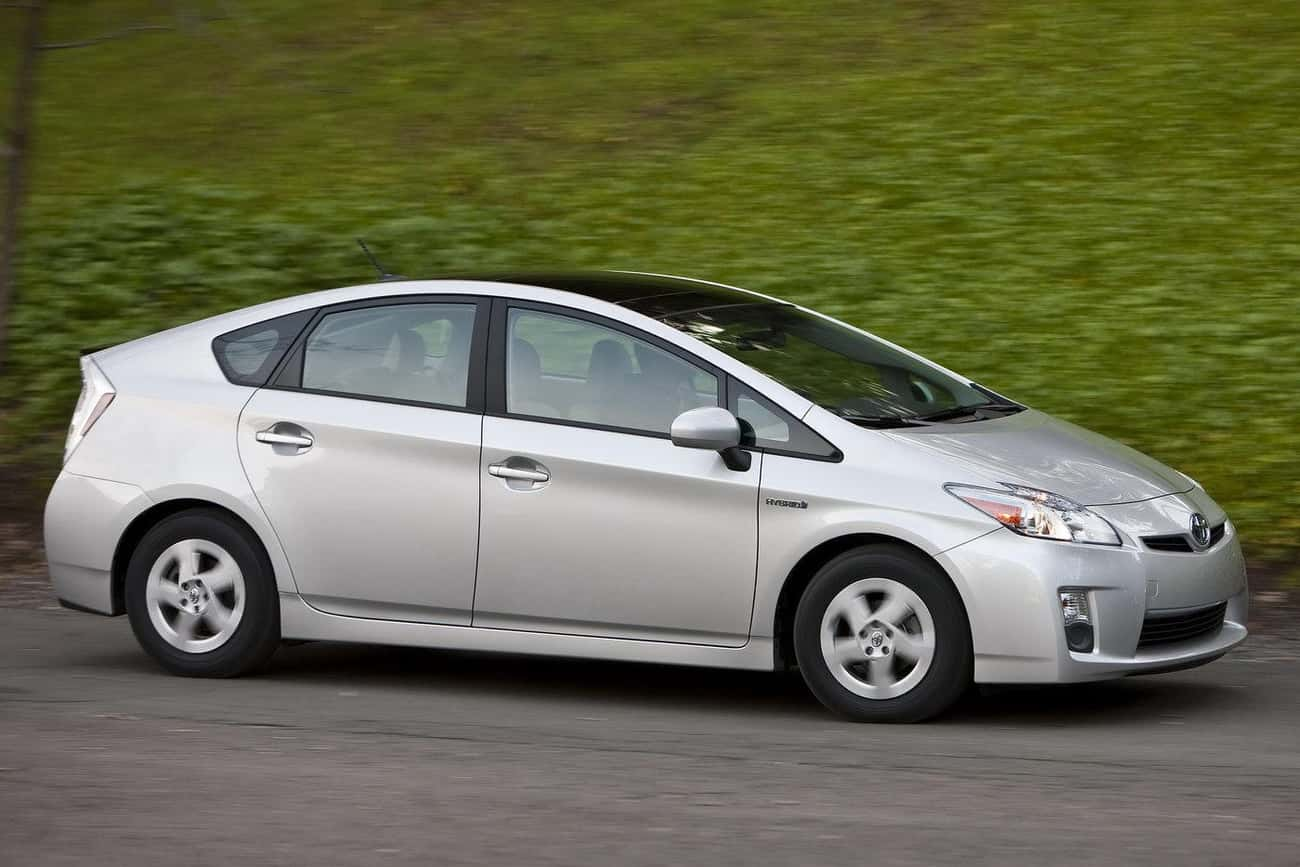 Toyota Prius is listed (or ranked) 2 on the list The Best Highway Cars for Long Distance Driving