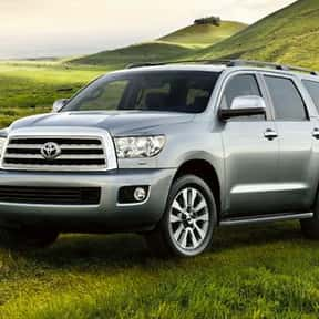 Toyota Sequoia is listed (or ranked) 17 on the list The Longest Lasting Cars That Go the Distance