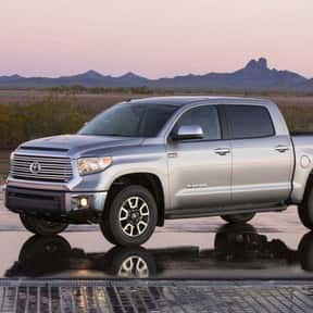 Toyota Tundra is listed (or ranked) 8 on the list The Longest Lasting Cars That Go the Distance