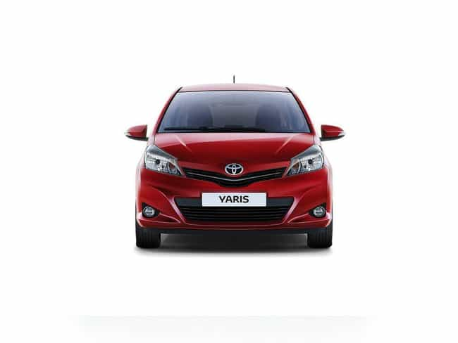 Toyota Yaris is listed (or ranked) 3 on the list Full List of Toyota Models
