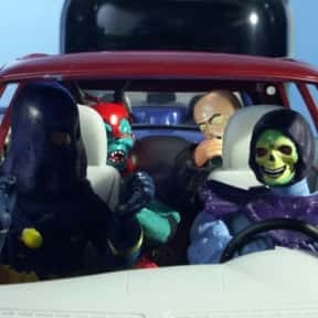 Toyz in the Hood is listed (or ranked) 19 on the list The Best Robot Chicken Episodes of All Time