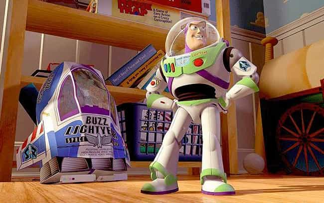 Toy Story is listed (or ranked) 1 on the list Pixar Movie Plot Holes You Can't Unsee