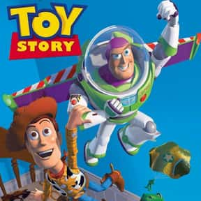 Toy Story is listed (or ranked) 2 on the list The Best Feel-Good Movies