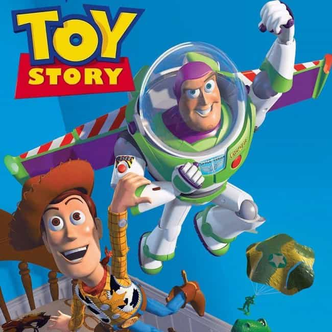 Toy Story is listed (or ranked) 1 on the list 14 Things You Didn't Realize Joss Whedon Worked On