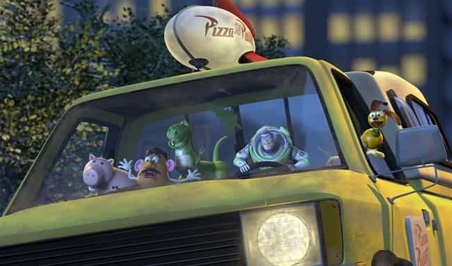 Toy Story is listed (or ranked) 4 on the list Proof That Every Pixar Movie Take Place In The Same Universe