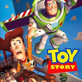 Toy Story is listed (or ranked) 10 on the list The Most Rewatchable Movies