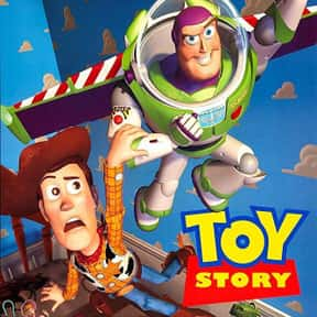 Toy Story (9/10) is listed (or ranked) 1 on the list Every Single Movie On Rotten Tomatoes With 100% Approval, Ranked