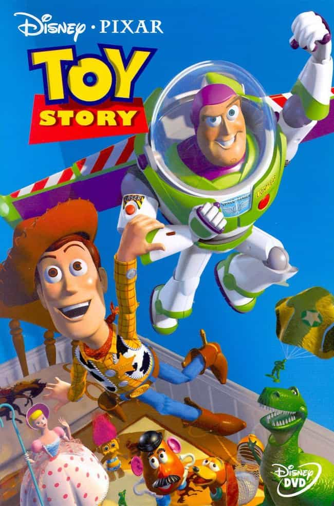 Toy Story is listed (or ranked) 1 on the list All the Toy Story Movies (and Shorts), Ranked