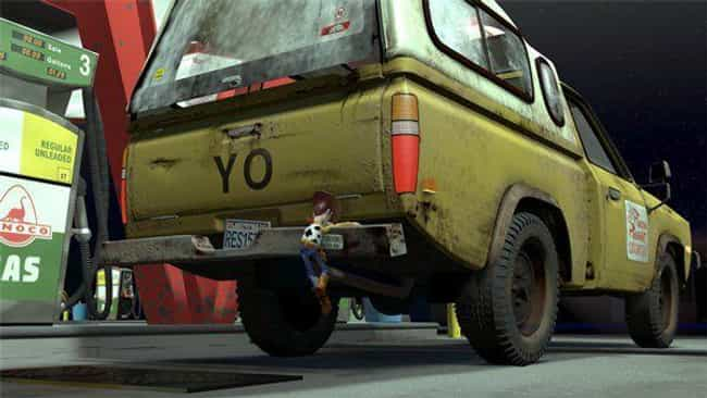 Toy Story is listed (or ranked) 1 on the list Where The Pizza Planet Truck Shows Up In Pixar Movies