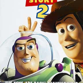 Toy Story 2 is listed (or ranked) 12 on the list The Best Feel-Good Movies
