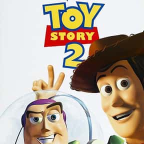 Toy Story 2 is listed (or ranked) 25 on the list The Best Disney Animated Movies of All Time