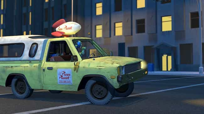 Toy Story 2 is listed (or ranked) 3 on the list Where The Pizza Planet Truck Shows Up In Pixar Movies