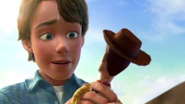 Toy Story 3 is listed (or ranked) 2 on the list The Saddest Movies In Which No One Actually Dies