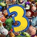 Toy Story 3 is listed (or ranked) 18 on the list The Best Animated Films Ever
