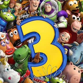 Toy Story 3 is listed (or ranked) 11 on the list The Best Tom Hanks Movies