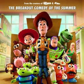Toy Story 3 is listed (or ranked) 4 on the list Animated Movies That Make You Cry the Most