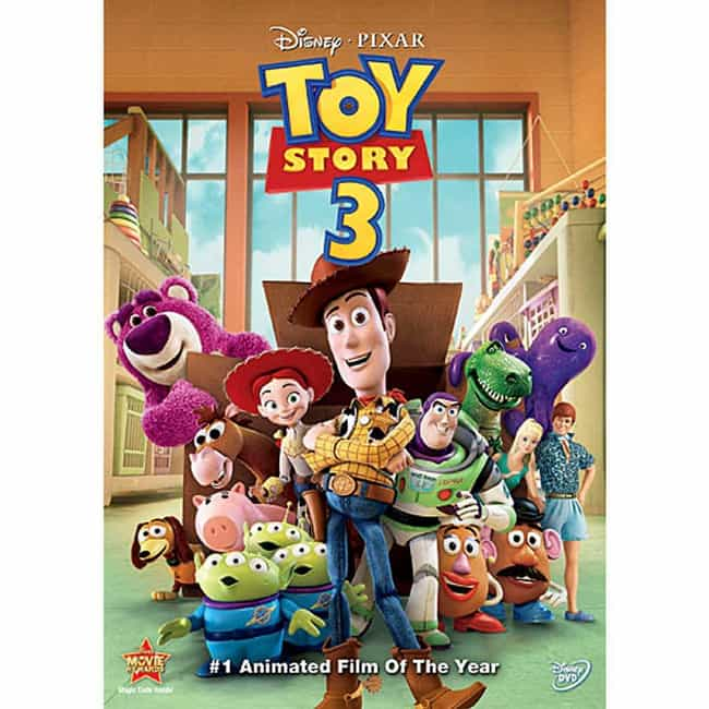 Toy Story 3 is listed (or ranked) 2 on the list All the Toy Story Movies (and Shorts), Ranked