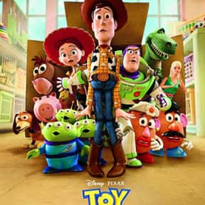 Toy Story 3 is listed (or ranked) 18 on the list The Best CGI Kids Movies