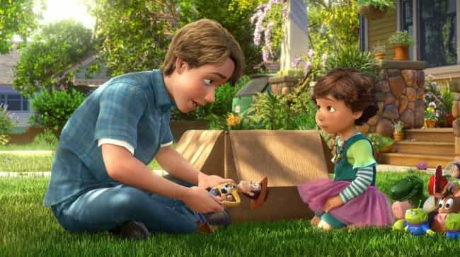 Toy Story 3 is listed (or ranked) 2 on the list The Saddest Disney Moments Of The 2010s