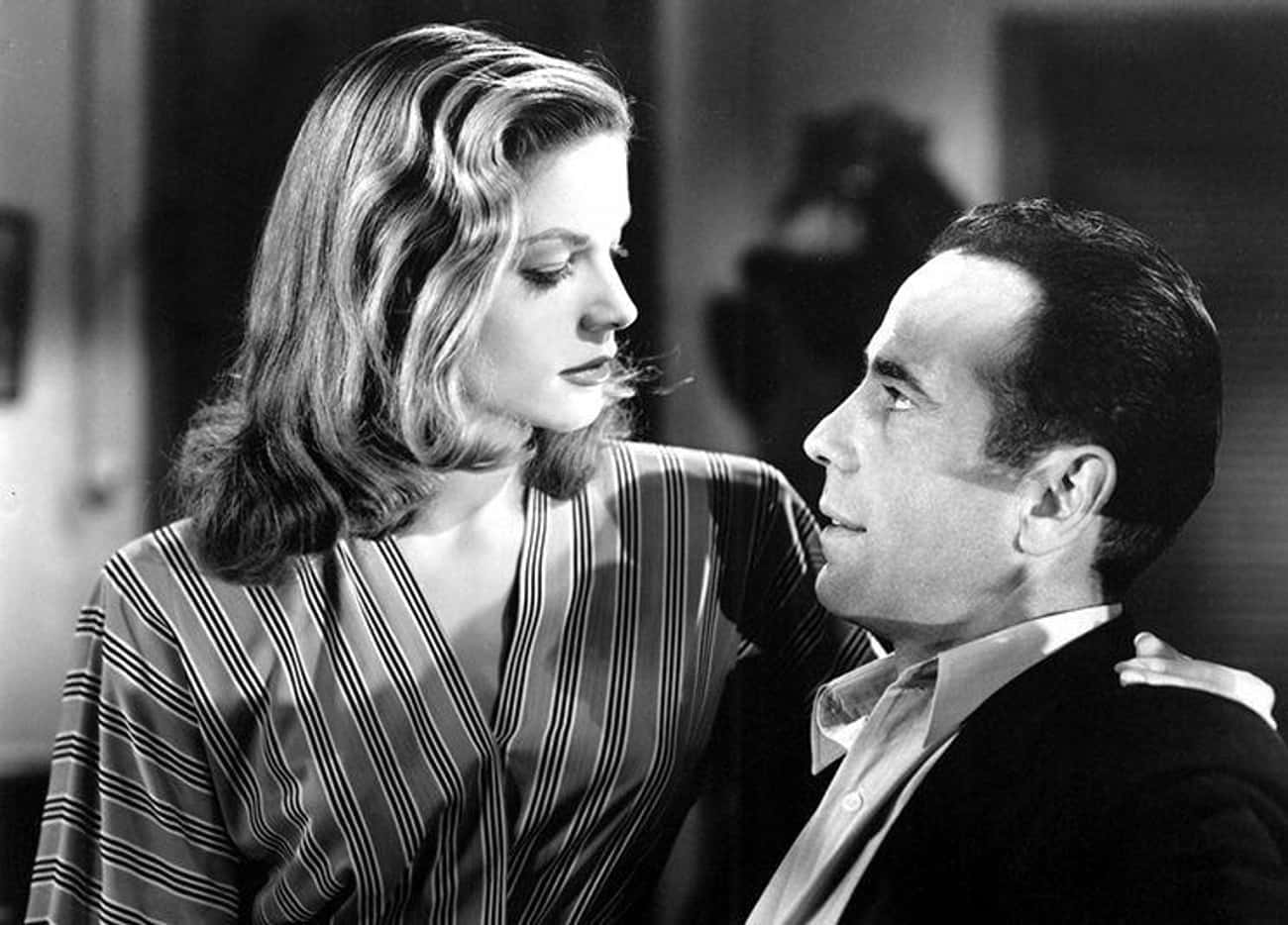 To Have And Have Not: Humphrey is listed (or ranked) 3 on the list 17 Movies That Totally Shattered Celebrity Marriages