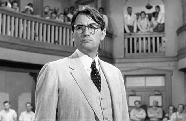 To Kill a Mockingbird is listed (or ranked) 2 on the list Famous Movie Scenes That Needed Only One Take