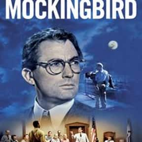 To Kill a Mockingbird is listed (or ranked) 1 on the list The Best Oscar-Nominated Movies of the 1960s