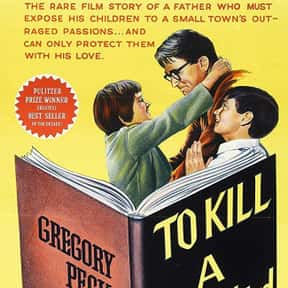 To Kill a Mockingbird is listed (or ranked) 3 on the list The Best Courtroom Drama Movies
