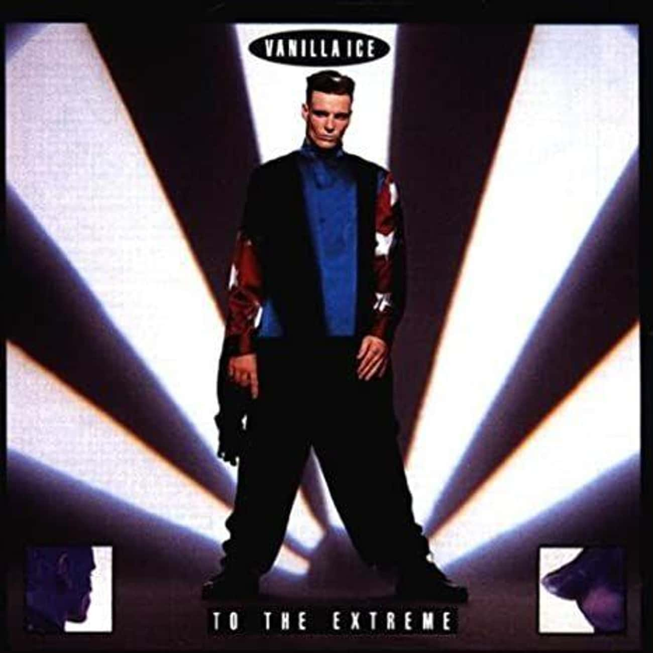 'To the Extreme' - Vanilla Ice is listed (or ranked) 3 on the list What '90s CDs Are You Most Embarrassed You Owned?