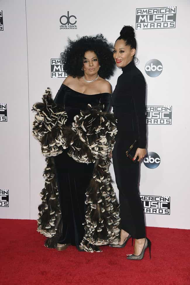 Tracee Ellis Ross is listed (or ranked) 3 on the list 27 Current Stars Who Have Famous Parents