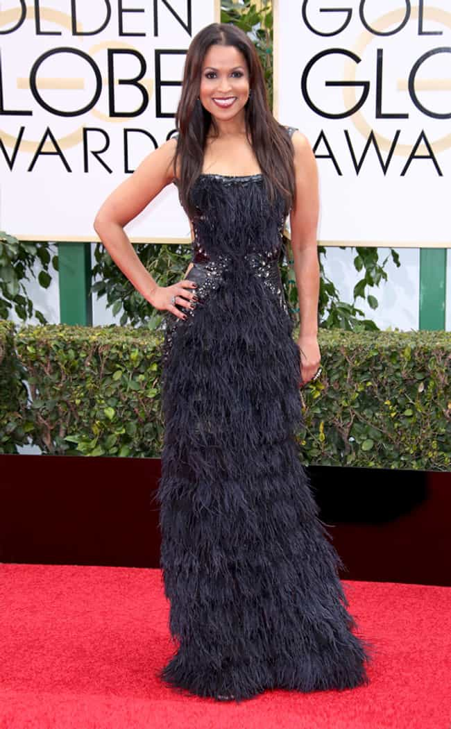 Tracey Edmonds is listed (or ranked) 1 on the list The Most Cringeworthy Looks at the 2016 Golden Globes