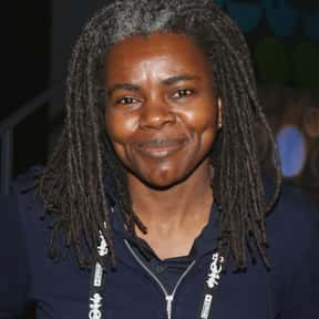 Tracy Chapman is listed (or ranked) 25 on the list Famous Tufts University Alumni