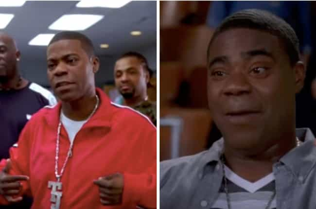Tracy Morgan is listed (or ranked) 2 on the list How the Cast of 30 Rock Aged from the First to Last Season