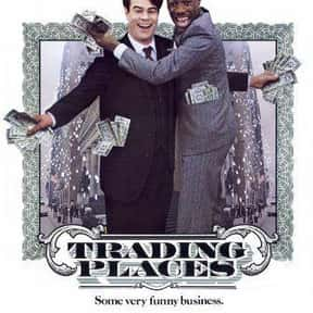 Trading Places is listed (or ranked) 3 on the list The Best Comedies About the Workplace