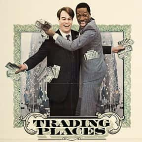 Trading Places is listed (or ranked) 5 on the list The Funniest '80s Movies