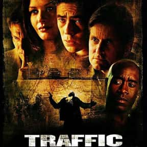 Traffic is listed (or ranked) 8 on the list The Best Michael Douglas Movies
