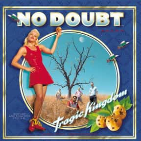 Tragic Kingdom is listed (or ranked) 17 on the list The Best Albums of the 1990s